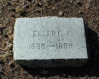ATKINSON, ELLERY J. - Yavapai County, Arizona | ELLERY J. ATKINSON - Arizona Gravestone Photos