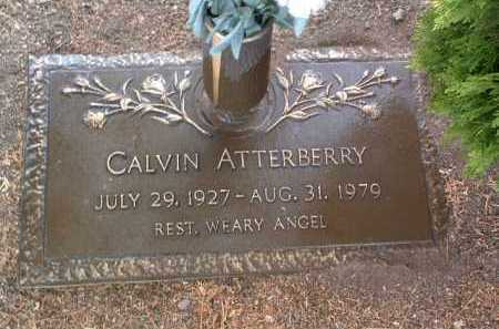 ATTERBERRY, CALVIN - Yavapai County, Arizona | CALVIN ATTERBERRY - Arizona Gravestone Photos