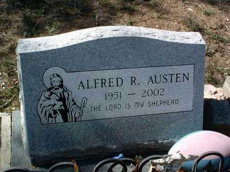 AUSTEN, ALFRED R. - Yavapai County, Arizona | ALFRED R. AUSTEN - Arizona Gravestone Photos