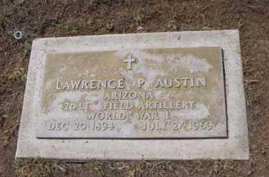 AUSTIN, LAWRENCE PERRY - Yavapai County, Arizona | LAWRENCE PERRY AUSTIN - Arizona Gravestone Photos