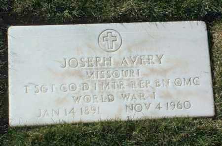 AVERY, JOSEPH - Yavapai County, Arizona | JOSEPH AVERY - Arizona Gravestone Photos