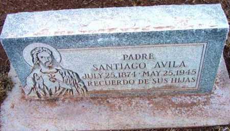 AVILA, SANTIAGO - Yavapai County, Arizona | SANTIAGO AVILA - Arizona Gravestone Photos
