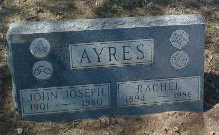 AYRES, RACHEL - Yavapai County, Arizona | RACHEL AYRES - Arizona Gravestone Photos