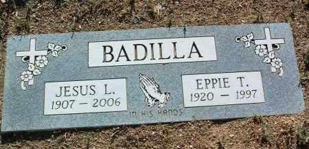 BADILLA, JESUS L. - Yavapai County, Arizona   JESUS L. BADILLA - Arizona Gravestone Photos