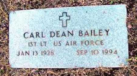 BAILEY, CARL DEAN - Yavapai County, Arizona | CARL DEAN BAILEY - Arizona Gravestone Photos
