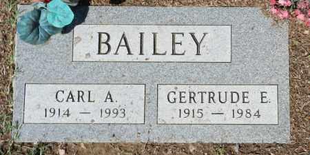 BAILEY, GERTRUDE ELIDA - Yavapai County, Arizona | GERTRUDE ELIDA BAILEY - Arizona Gravestone Photos