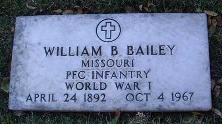 BAILEY, WILLIAM BARTON - Yavapai County, Arizona | WILLIAM BARTON BAILEY - Arizona Gravestone Photos