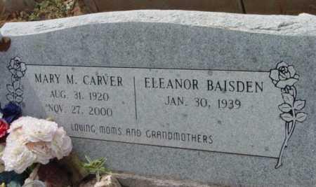 BAISDEN, ELEANOR - Yavapai County, Arizona | ELEANOR BAISDEN - Arizona Gravestone Photos