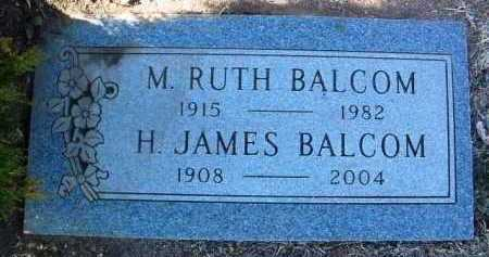 BALCOM, HENRY JAMES - Yavapai County, Arizona | HENRY JAMES BALCOM - Arizona Gravestone Photos