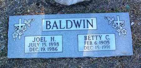 BALDWIN, BETTY CHARITY - Yavapai County, Arizona | BETTY CHARITY BALDWIN - Arizona Gravestone Photos