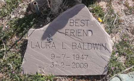 BALDWIN, LAURA L. - Yavapai County, Arizona   LAURA L. BALDWIN - Arizona Gravestone Photos