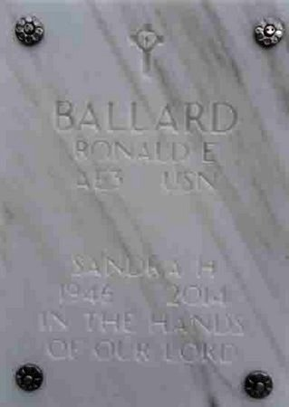 BALLARD, SANDRA H. - Yavapai County, Arizona | SANDRA H. BALLARD - Arizona Gravestone Photos