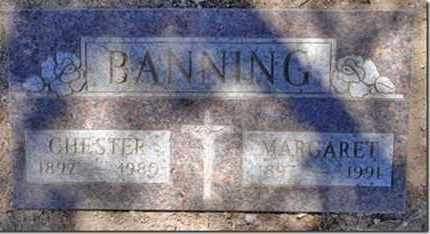 BANNING, DAVID CHESTER - Yavapai County, Arizona | DAVID CHESTER BANNING - Arizona Gravestone Photos