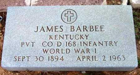 BARBEE, JAMES EDWARD - Yavapai County, Arizona   JAMES EDWARD BARBEE - Arizona Gravestone Photos