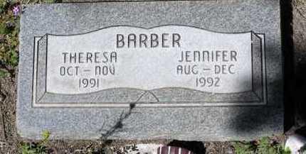 BARBER, THERESA ANN - Yavapai County, Arizona | THERESA ANN BARBER - Arizona Gravestone Photos