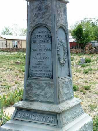 BARICEVICH, STEPHEN - Yavapai County, Arizona | STEPHEN BARICEVICH - Arizona Gravestone Photos
