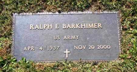 BARKHIMER, RALPH EARL - Yavapai County, Arizona   RALPH EARL BARKHIMER - Arizona Gravestone Photos