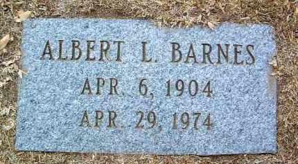 BARNES, ALBERT LEROY - Yavapai County, Arizona | ALBERT LEROY BARNES - Arizona Gravestone Photos