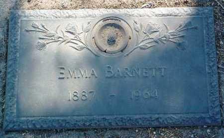 BARNETT, EMMA - Yavapai County, Arizona | EMMA BARNETT - Arizona Gravestone Photos