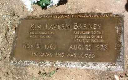 BARNEY, KIM LAVERN - Yavapai County, Arizona | KIM LAVERN BARNEY - Arizona Gravestone Photos