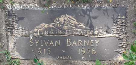 BARNEY, SYLVAN - Yavapai County, Arizona | SYLVAN BARNEY - Arizona Gravestone Photos