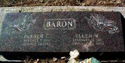 BARON, ELLEN WILKINSON - Yavapai County, Arizona   ELLEN WILKINSON BARON - Arizona Gravestone Photos