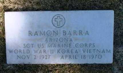 BARRA, RAMON B. - Yavapai County, Arizona | RAMON B. BARRA - Arizona Gravestone Photos