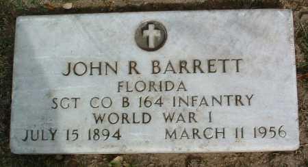 BARRETT, JOHN R. - Yavapai County, Arizona | JOHN R. BARRETT - Arizona Gravestone Photos