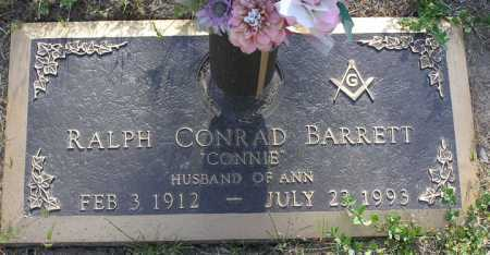 BARRETT, RALPH CONRAD - Yavapai County, Arizona | RALPH CONRAD BARRETT - Arizona Gravestone Photos