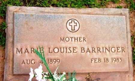 DURNEZ BARRINGER, M. - Yavapai County, Arizona | M. DURNEZ BARRINGER - Arizona Gravestone Photos