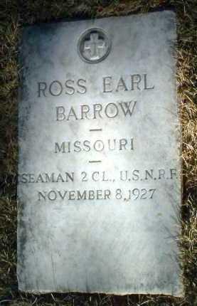 BARROW, ROSS EARL - Yavapai County, Arizona   ROSS EARL BARROW - Arizona Gravestone Photos