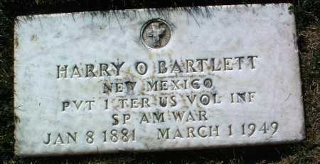 BARTLETT, HARRY O. - Yavapai County, Arizona | HARRY O. BARTLETT - Arizona Gravestone Photos