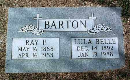 HALLOWAY BARTON, LULA BELLE - Yavapai County, Arizona | LULA BELLE HALLOWAY BARTON - Arizona Gravestone Photos