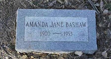 HUNT BASHAW, AMANDA J. - Yavapai County, Arizona   AMANDA J. HUNT BASHAW - Arizona Gravestone Photos