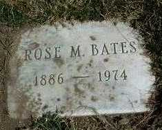 BATES, ROSE MAE - Yavapai County, Arizona | ROSE MAE BATES - Arizona Gravestone Photos