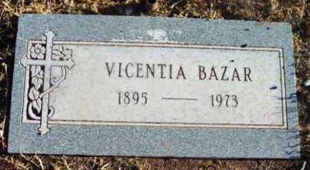BAZAR, VICENTIA - Yavapai County, Arizona   VICENTIA BAZAR - Arizona Gravestone Photos