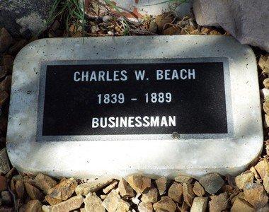 BEACH, CHARLES WORTHINGTON - Yavapai County, Arizona   CHARLES WORTHINGTON BEACH - Arizona Gravestone Photos