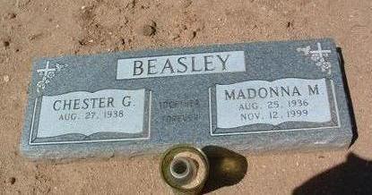BEASLEY, CHESTER GARNER - Yavapai County, Arizona   CHESTER GARNER BEASLEY - Arizona Gravestone Photos
