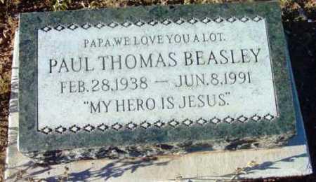 BEASLEY, PAUL THOMAS - Yavapai County, Arizona | PAUL THOMAS BEASLEY - Arizona Gravestone Photos