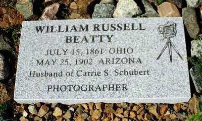 BEATTY, WILLIAM RUSSELL - Yavapai County, Arizona | WILLIAM RUSSELL BEATTY - Arizona Gravestone Photos