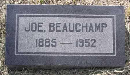 BEAUCHAMP, JOSEPH - Yavapai County, Arizona   JOSEPH BEAUCHAMP - Arizona Gravestone Photos