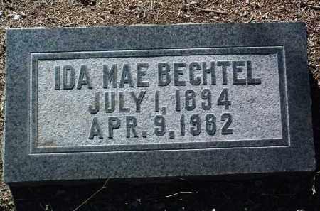 BECHTEL, IDA MAE - Yavapai County, Arizona   IDA MAE BECHTEL - Arizona Gravestone Photos