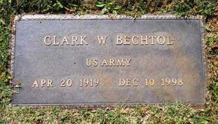 BECHTOL, CLARK WILLIAM - Yavapai County, Arizona | CLARK WILLIAM BECHTOL - Arizona Gravestone Photos