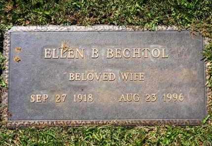 BECHTOL, ELLEN BEATRICE - Yavapai County, Arizona | ELLEN BEATRICE BECHTOL - Arizona Gravestone Photos