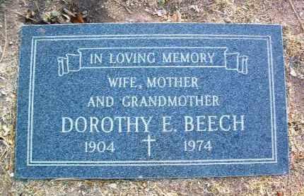 BAYLESS BEECH, DOROTHY - Yavapai County, Arizona | DOROTHY BAYLESS BEECH - Arizona Gravestone Photos