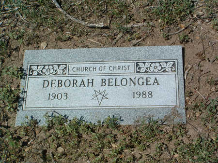 BELONGEA, DEBORAH - Yavapai County, Arizona | DEBORAH BELONGEA - Arizona Gravestone Photos