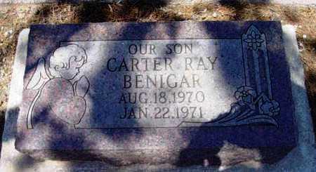 BENIGAR, CARTER RAY - Yavapai County, Arizona | CARTER RAY BENIGAR - Arizona Gravestone Photos