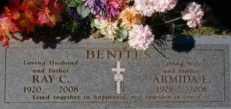 BENITES, RAY C. - Yavapai County, Arizona | RAY C. BENITES - Arizona Gravestone Photos