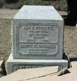 BENNETT, GUY PORTER, JR. - Yavapai County, Arizona | GUY PORTER, JR. BENNETT - Arizona Gravestone Photos