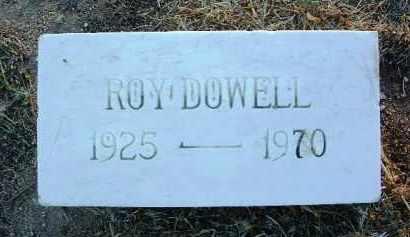 BENNETT, ROY DOWELL - Yavapai County, Arizona | ROY DOWELL BENNETT - Arizona Gravestone Photos